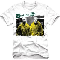 Breaking Bad Walter and Jesse Mens T-shirt