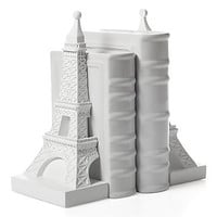 Z Gallerie - Eiffel Tower Bookends - Set of 2