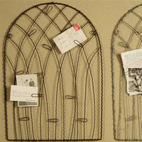Jardin Wire Memo Board