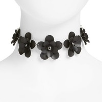 Leith 3D Floral Choker | Nordstrom