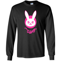Overwatch D.VA Bunny Spray Tee Shirt shirt