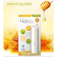 Moisturizing Pure Natural Plant Lip Balm Transparent Moisturizer Nutritious Anti Cracking Crystal Lips Care JL76
