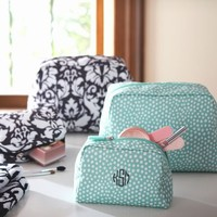 Travel Beauty Pouch Set of Two