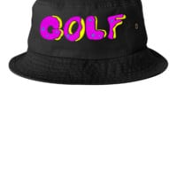 Golf embroidery - Bucket Hat