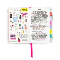 Ban.do I Am Very Busy Carnation Pink Diary 2016-2017