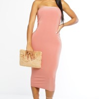 Darlah Dress - Mauve