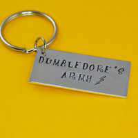 Dumbledores Army Keychain - Harry Potter