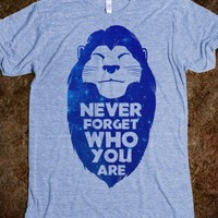 Never Forget Who You Are(Mufasa) - Fashionista