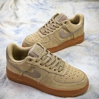 Nike Air Force 1 Low Af1 Brow Sport Shoes - Sale