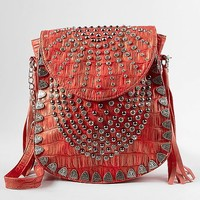 Textured Faux Leather Crossbody Purse - Women's Bags | Buckle