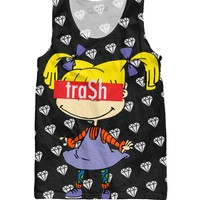 Angelica Tra$h Pickles Tank Top