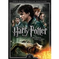 Harry Potter And The Deathly Hallows, Part 2 (2-Disc Special Edition) (Walmart Exclusive) - Walmart.com