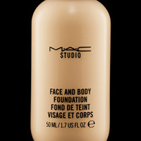 M·A·C Studio Face and Body Foundation 50 ml   M·A·C Cosmetics   Official Site