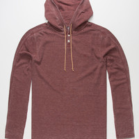 VOLCOM Burnt Murphy Mens Hooded Thermal | Thermals