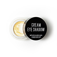 FOREVER 21 Cream Eye Shadow
