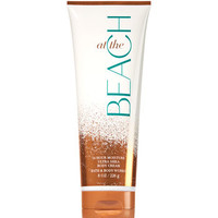 At The Beach Ultra Shea Body Cream - Signature Collection | Bath And Body Works