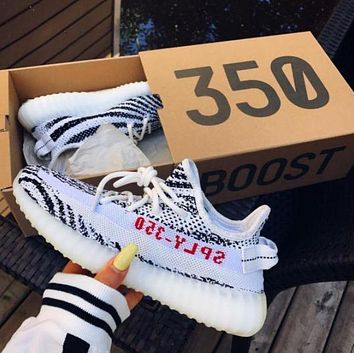 ADIDAS Yeezy Boost 350 V2 Women Fashion Running Sneakers Sport Shoes Tagre™