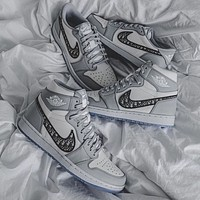Nike Air Jordan 1 AJ1 High-Top OG Basketball Shoes Sneakers