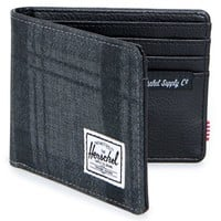 Men's Herschel Supply Co. 'Hank' Bifold Wallet - Black