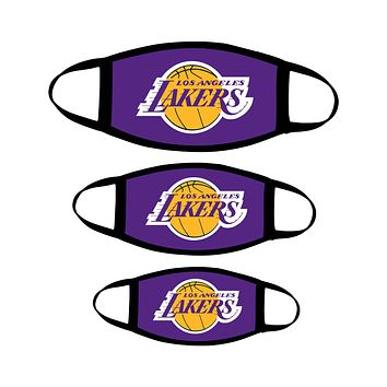 LA Lakers Mask