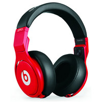 Beats By Dre Beats Pro Lil Wayne Red & Black LTD Headphones at Zumiez : PDP