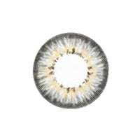 Circle lenses CICI Hee Love -  Cournot four-color (Grey)
