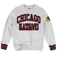 Chicago Blackhawks Team Celebration Crew Sweatshirt