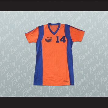 Los Angeles Aztecs Football Soccer Jersey Any Player or Number New