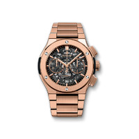 Hublot Classic Fusion Aerofusion King Gold 45mm - Unworn with Box and Papers