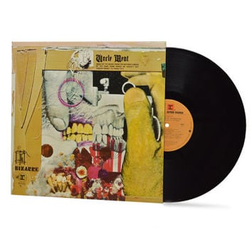 """THE MOTHERS of INVENTION - """"Uncle Meat"""" vinyl record"""