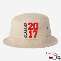 Class of 2017 bucket hat