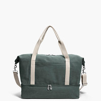 The Catalina Deluxe Small - Small Canvas Weekender