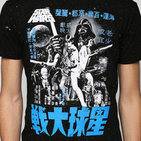 Star Wars Japanese Tee - Urban Outfitters