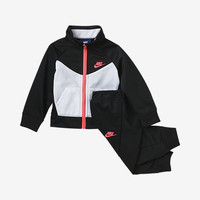 The Nike Tricot Infant/Toddler Girls' Track Suit.