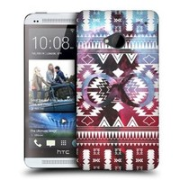 Head Case Designs Navajo Infinity Nebula Tribal Patterns Protective Snap-on Hard Back Case Cover for HTC One