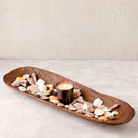 Vintage Wooden Platter - Urban Outfitters