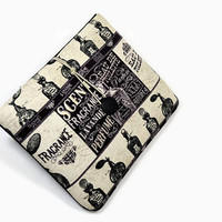 Hand Crafted Tablet Case from Fragrance/Perfume Fabric/Case for: iPad Mini,Kindle Fire HD 7,Samsung Galaxy 7, Google Nexus,  Nook HD 7