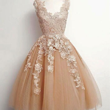 My fairy tale begins dress