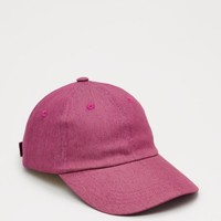 Burgundy Denim Washed Snapback | Hats & Beanies | rue21