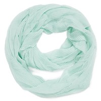 David & Young Crinkled Infinity Scarf (Juniors) | Nordstrom