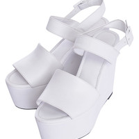 DOUBLE BAND BULKY SANDAL - EMODA Global Online Store