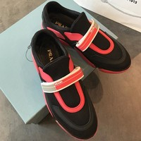 Prada Women Fashion Casual Sneakers Sport Shoes-3