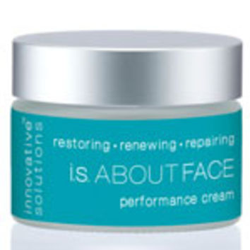 i.s. ABOUT FACE with FREE AWC Lip Moisturizer