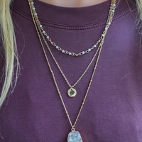 Lost in Love Necklace