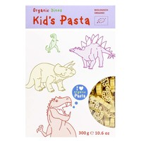 Organic Kid's Pasta, Dinosaur Shapes, Alb Gold , 10.6 oz (300 g)