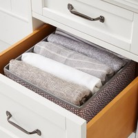 Drawer Organizer, Deep T-Shirt Storage