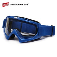HEROBIKER Motocross Goggles Off-Road Dirt Bike Racing Eyewear Ski Snow Snowboard Snowmobile Glasses Motorcycle Riding Goggles