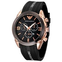 Perfect Armani Ladies Men Fashion Quartz Watches Wrist Watch