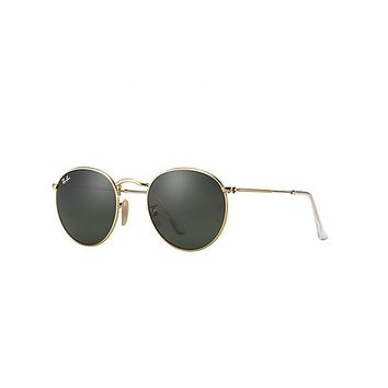 Ray-Ban ORB3447 001 Round Sunglasses