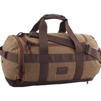 Burton: Backhill Duffel Bag 40L - Beagle Brown Wax Canvas
